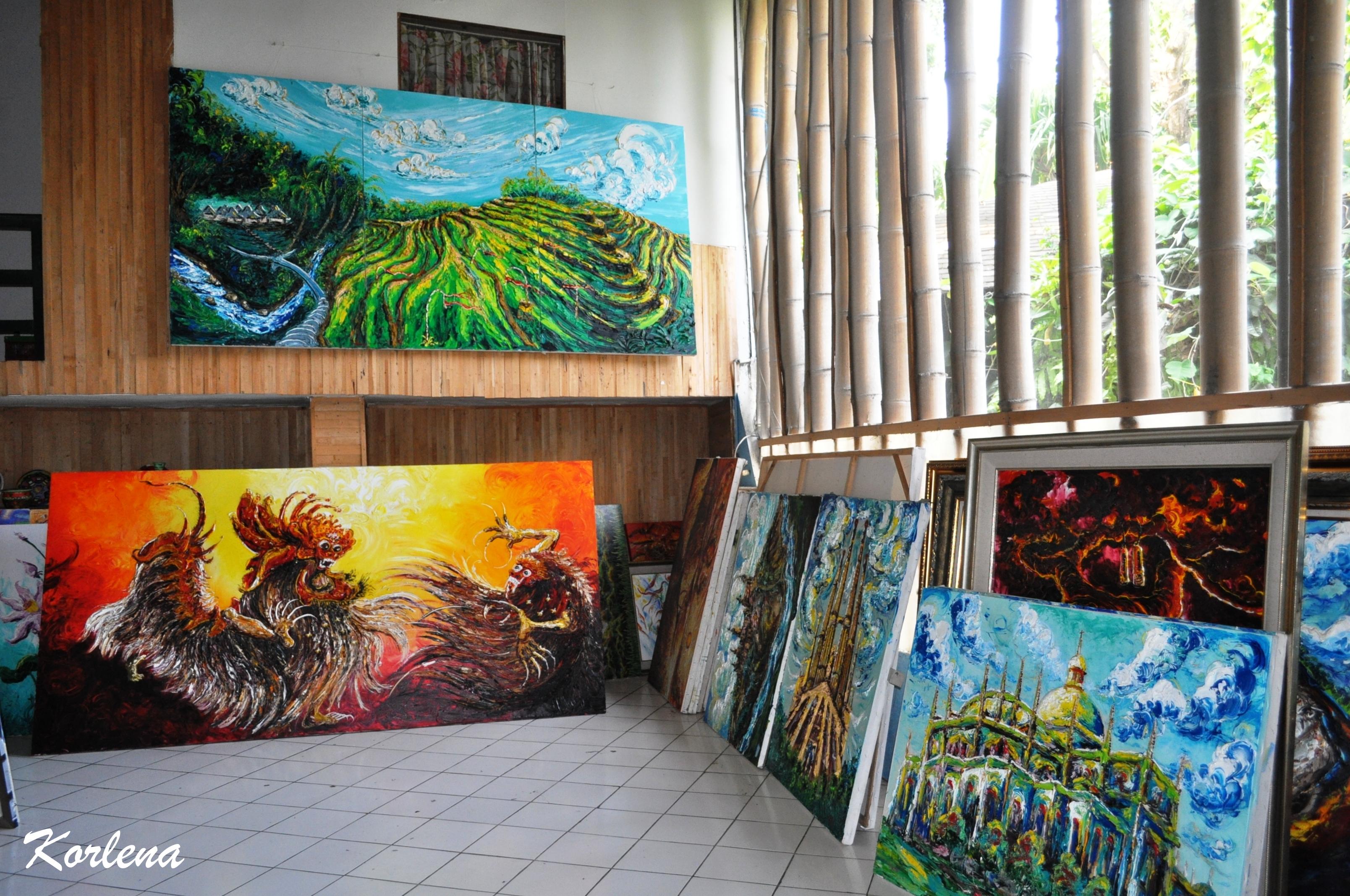 Museum Affandi – Lukisan Sang Maestro Indonesia | Urban